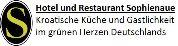 Hotel und Restaurant Sophienaue