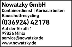 Nowatzky GmbH